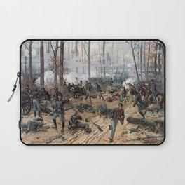 Battle of Shiloh - Civil War Laptop Sleeve