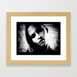 An Erotic Photographer Framed Art Print