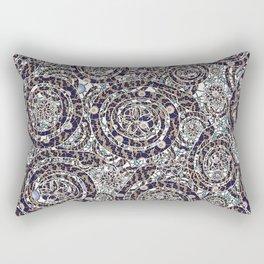 Year of the Snake mosaic Rectangular Pillow