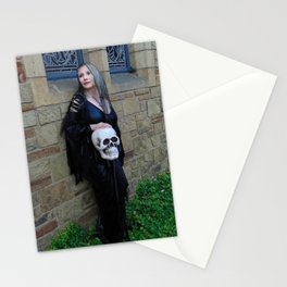 Skull Works Stationery Cards