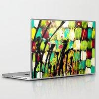 ruben ireland Laptop & iPad Skins featuring Ruben by Del Otero Art
