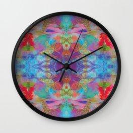 Octopoda  Wall Clock