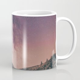 Milky Way Stars Night Sky Coffee Mug