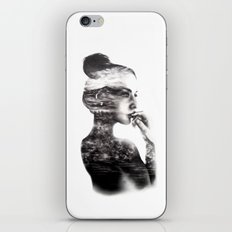 Vagabond // Fashion Illustration iPhone Skin