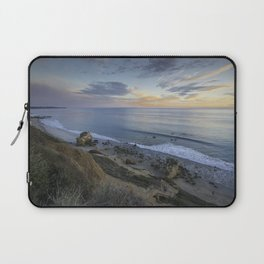 Ocean View from the Beach Laptop Sleeve