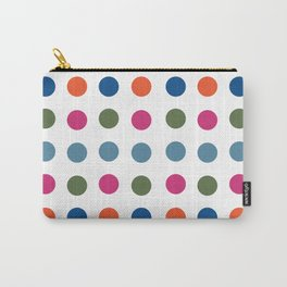 Colorful Regularity Carry-All Pouch