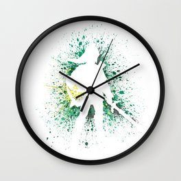 The Legend of Zelda - Link Wall Clock