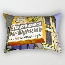 Augies - Hennepin Avenue Rectangular Pillow