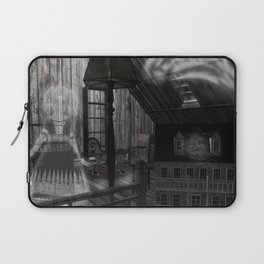 Toys in the Attic Haunted Laptop Sleeve