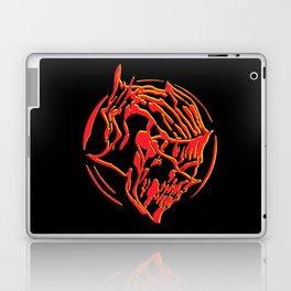 Ember Knight Laptop & iPad Skin