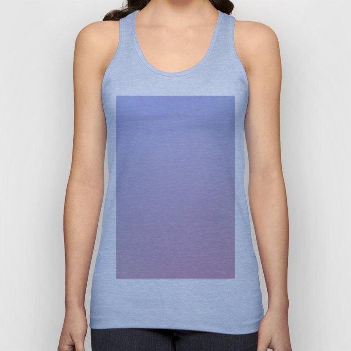 LAVENDER - Minimal Plain Soft Mood Color Blend Prints Unisex Tank Top
