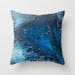 Kinetic Sequence Macro1 Throw Pillow