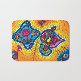 Dream Formations Courting Bath Mat