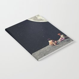 I Gave You the Moon for a Smile Notebook