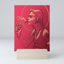 Attitude Mini Art Print