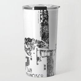 Coit Tower Travel Mug