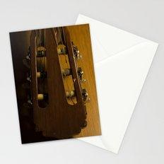 guitar i Stationery Cards