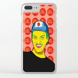 This Good Ol' Mac DeMarco Clear iPhone Case
