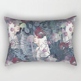 forest nymph Rectangular Pillow