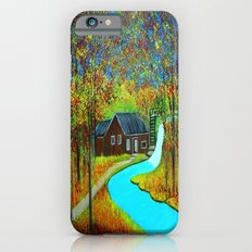 Autumn landscape 6 iPhone 6s Slim Case