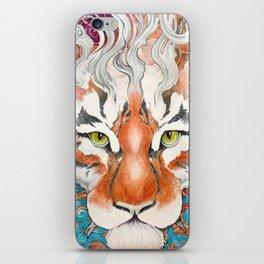 Cinnamon Buns and Dragons iPhone Skin