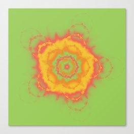 Summer Citrus Canvas Print