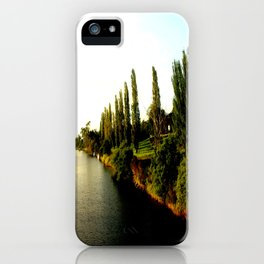 Thompson River @ Twilight iPhone Case