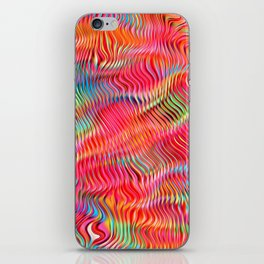Abstract Pattern XXII iPhone Skin