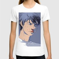 haikyuu T-shirts featuring curly frie 2.2 by Greyson J