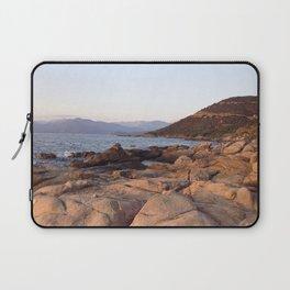 Sunrise in Corsica Laptop Sleeve