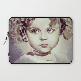 Cute Hollywood Golden Era Painting Laptop Sleeve