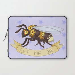 Let me Be(e) Laptop Sleeve