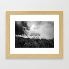 A place of sky 2 Framed Art Print