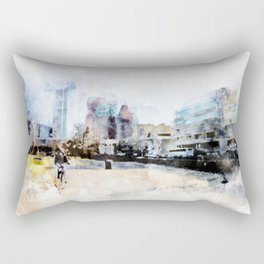 sketch the Hague 3 Rectangular Pillow