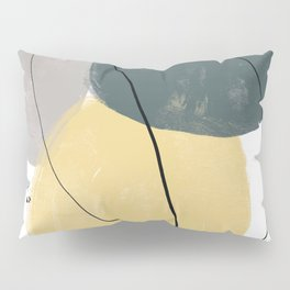 Watercolor Abstract I. Pillow Sham