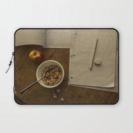 School Morning Laptop Sleeve
