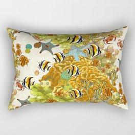The Great Barrier Reef Rectangular Pillow