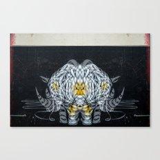 separate creature Canvas Print
