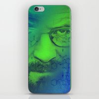 breaking bad iPhone & iPod Skins featuring Breaking Bad by Scar Design