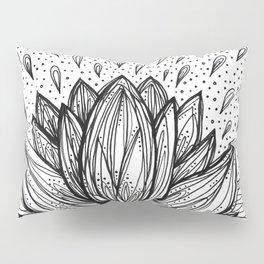 The Immortal Lotus Pillow Sham