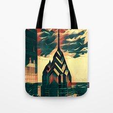 Philadelphia Prisms Tote Bag