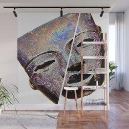Meridian Mask Wall Mural