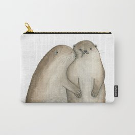 I otterly love you!!! Carry-All Pouch