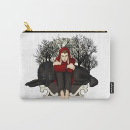 Moon Bunny Carry-All Pouch