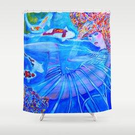 With Every Breath #society6 #decor #buyart Shower Curtain