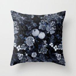 EXOTIC GARDEN - NIGHT VII Throw Pillow