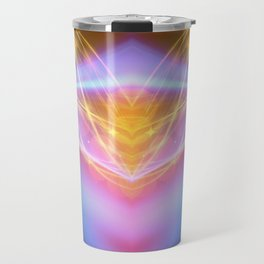 Wings of Light Travel Mug