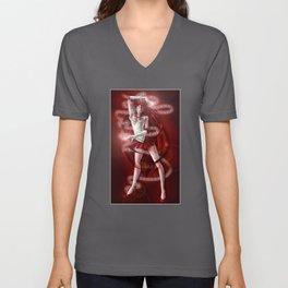 Sailor Senshi Grell Unisex V-Neck