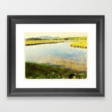 Mount Desert Island Framed Art Print