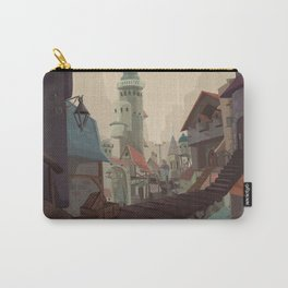 Inside the city walls Carry-All Pouch
